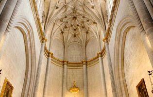 Capilla Mayor - Catedral de Ciudad Rodrigo