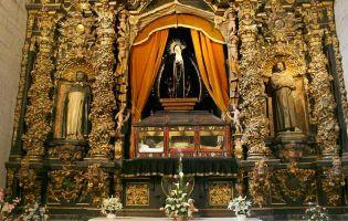 Capilla de la Soledad - Catedral de Ciudad Rodrigo