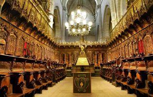 Sillería del Coro - Catedral de Ciudad Riodrigo