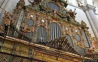 Órgano Catedral de Ciudad Rodrigo