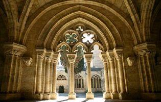 Claustro Catedral de Ciudad Rodrigo