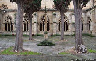 Patio de los Cipreses - Catedral de Ciudad Rodrigo