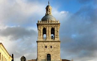 Torre de las Campanas - Catedral de Ciudad Rodrigo