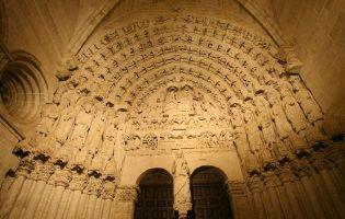Portico del Perdón o de la Gloria - Catedral de Ciudad Rodrigo