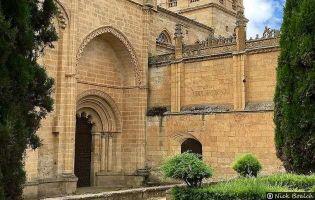 Puerta de Amayuelas - Catedral de Ciudad Rodrigo
