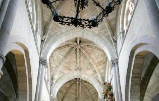 Bóvedas de Crucería - Catedral de Ciudad Rodrigo
