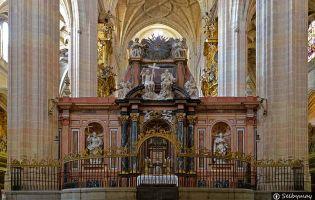 Trascoro - Catedral de Segovia
