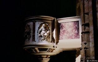 Púlpito - Catedral de Segovia