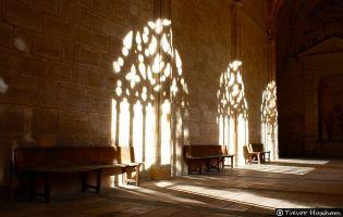 Claustro - Catedral de Segovia