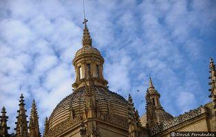 Cúpula del Crucero - Catedral de Segovia