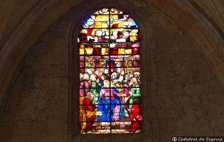 Vidrieras - Catedral de Segovia