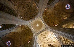Cubiertas y Cúpula del Crucero - Catedral de Segovia