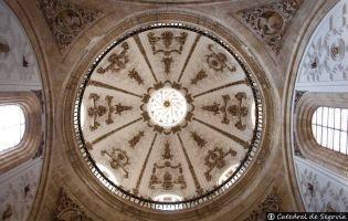 Cúpula Capilla de los Ayala - Catedral de Segovia