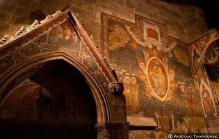 Capila de San Martín - Catedral vieja de Salamanca