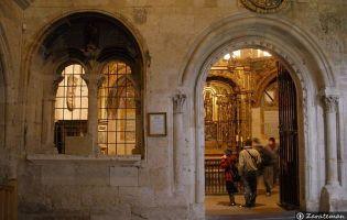 Capilla de San Salvador - Catedral vieja de Salamanca