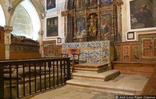 Capilla de Santa Bárbara - Catedral vieja de Salamanca