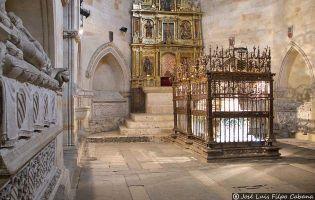 Capilla de San Bartolomé - Catedral vieja de Salamanca