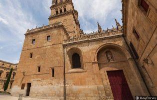Torre Mocha - Catedral vieja de Salamanca