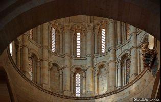 Cúpula - Catedral vieja de Salamanca