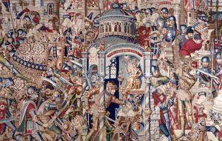 Colección Tapices - Catedral de Zamora