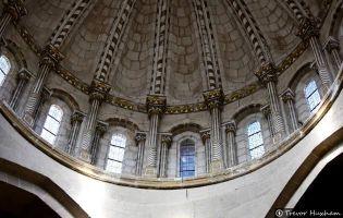 Detalle Cúpula - Catedral de Zamora
