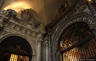Detalle Capillas - Catedral de Zamora