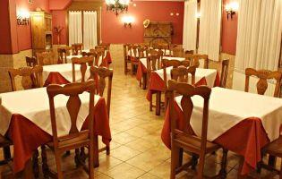 Restaurante - Hotel rural Tirontillana