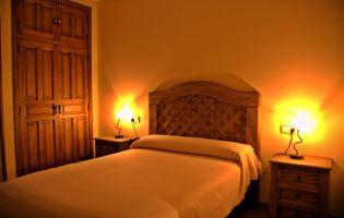 Habitación - Hotel rural Tirontillana