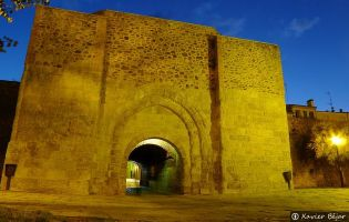Puerta del Sol - Ciudad Rodrigo