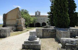 Yacimiento romano de Clunia - Peñalba de Castro