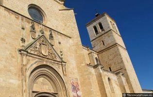 Colegiata de Santa María del Mercado - Berlanga de Duero