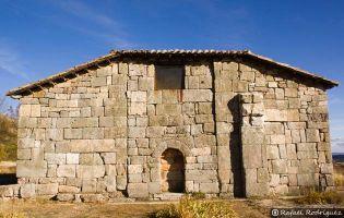 Ermita Visigoda de Santa María - Quintanilla de las Viñas