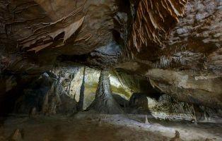 Imagen interior Cueva Palomera - Ojo Guareña