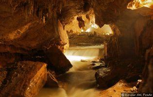 Curso de Aguas - Cueva de Valporquero
