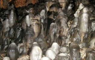 Formaciones - Cueva de Valporquero