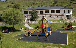 Parque Infantil - Cueva de Valporquero