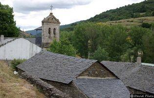 Iglesia de Villanueca de Omaña