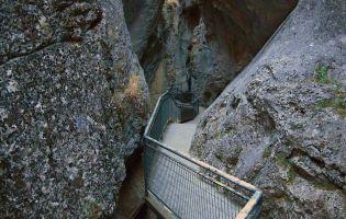 Cómo llegar al Desfiladero de la Yecla