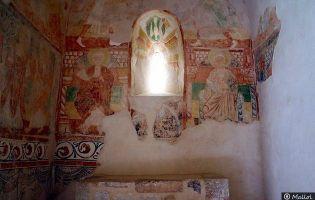 Representación de San Nicolás y San Baudelio - Ermita de San Baudelio