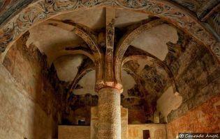 Interior - Ermita de San Baudelio