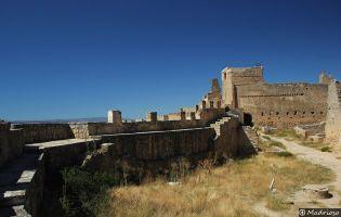 Alcazar fortaleza de Gormaz