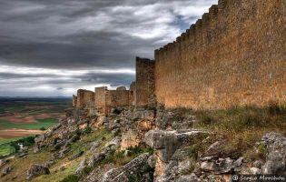 Murallas Fortaleza de Gormaz