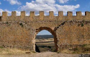 Entrada actual Fortaleza de Gormaz