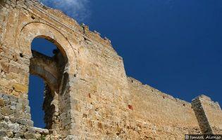 Entrada principal Fortaleza de Gormaz