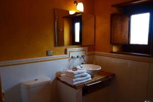Baño - Hotel Rural La Casa de Adobe