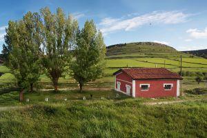 Casa rural la Estación del Río Lobos en Hontoria del Pinar - Burgos