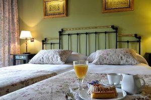 Hotel en Sepúlveda - Hostelería de los Templarios