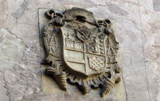 Escudo Palacio Episcopal - Turégano