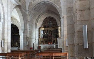 Retablo Iglesia de San Miguel - Caltojar