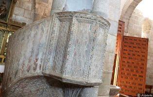 Púlpito Iglesia de San Miguel - Caltojar